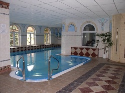 Medical Bathhouse PRAHA – swimming pool